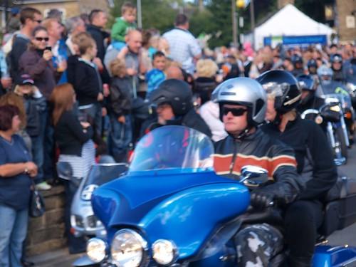 Harley Davidson Sunday Ride Off