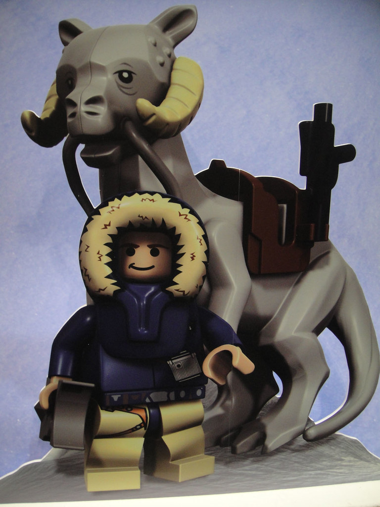 Han and Tauntaun