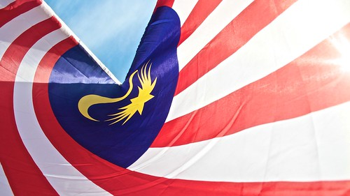 Love Malaysian Flag