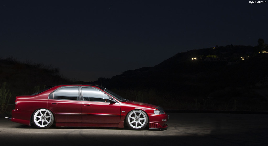 Fs  Ft  1994 Honda Accord Very Clean  Stance Included  So