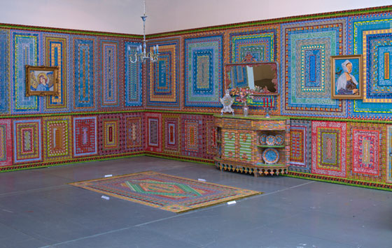 Ghost Dream Home by Adam Eckstrom and Lauren Was