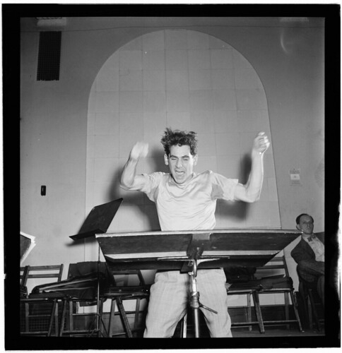 Leonard Bernstein, Carnegie Hall, New York, N.Y., between 1946 and 1948 2