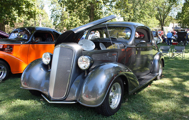 1935 chevrolet master 5 window coupe 1 of 4 for 1935 chevy 5 window coupe