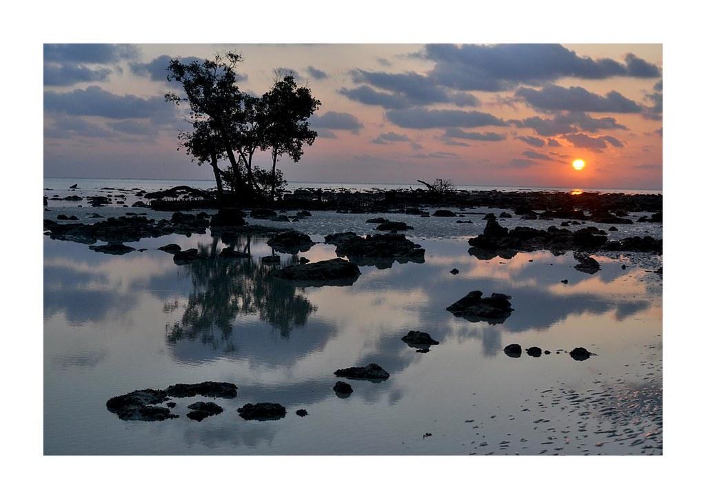 Sunset at Havelock
