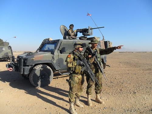 Afghanistan, feriti due militari italiani$