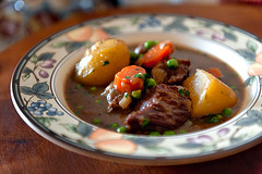Valentine's Hearty Beef Stew