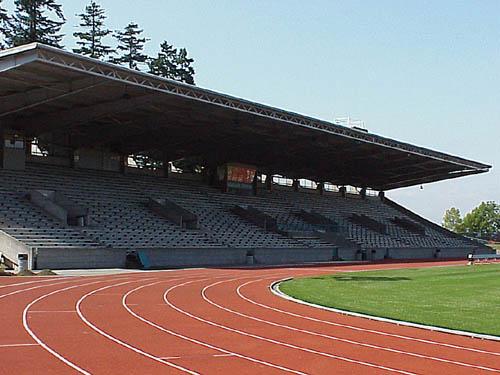 swangard stadium track meet in eugene