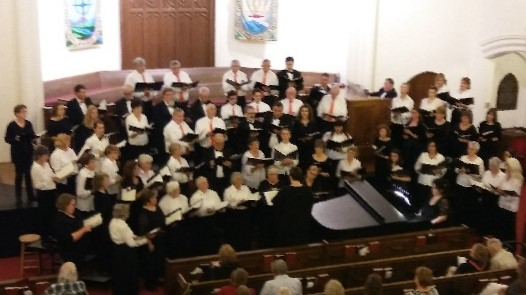 """Americana"" Concert 2017 With The Franklin County Community Chorus"