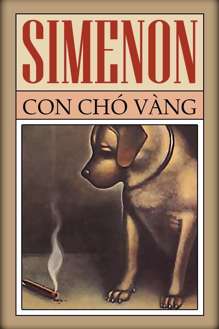 Con Chó Vàng - Georges Simenon