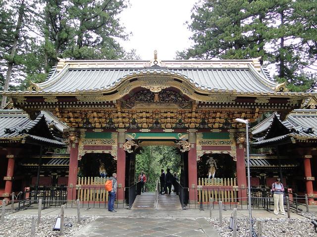 Taiyuinbyo Temple in Nikko