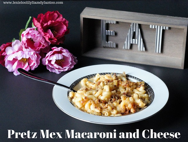 Pretz Mex Macaroni and Cheese