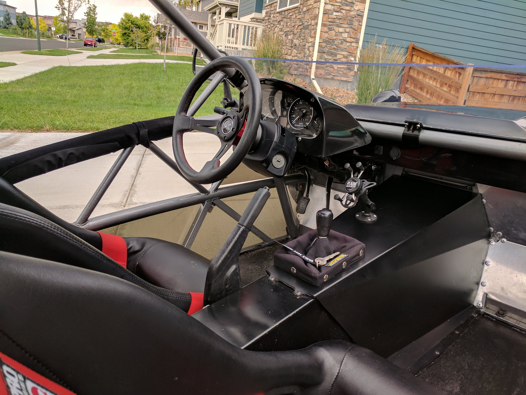 Completed 2015 Exocet Kit Car Race Chassis - Street Legal| Open ...