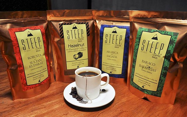 Steep Coffee Bags
