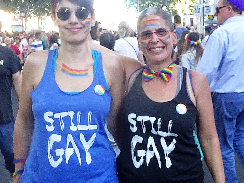MARCHA ORGULLO 2017 - Orgullo - GAY