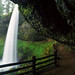 South Falls, Silver Falls State Park by Zeb Andrews