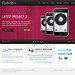 Creative Juice HTML/WP template - Homepage