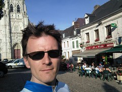 In Saint-Riquier (another beer stop before reaching Abbeville) - Photo of Gorenflos