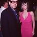 Premiere: Tim Burton & Lisa Marie