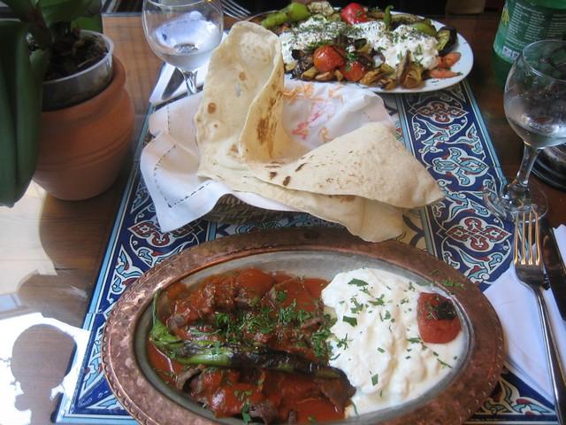 Donair, Turkish Style