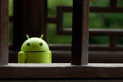 Android Robo - Android is always with you - #5