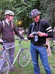 BikePortland publisher Jonathan Maus