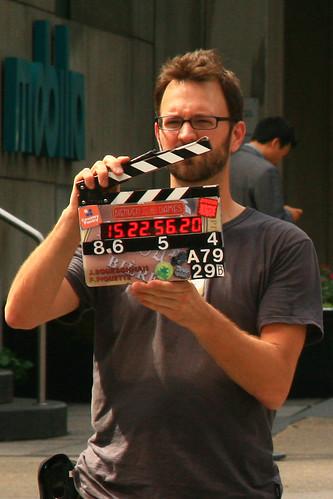 Bienvenue Filming