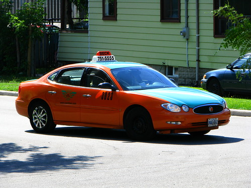 Buick Allure Taxi