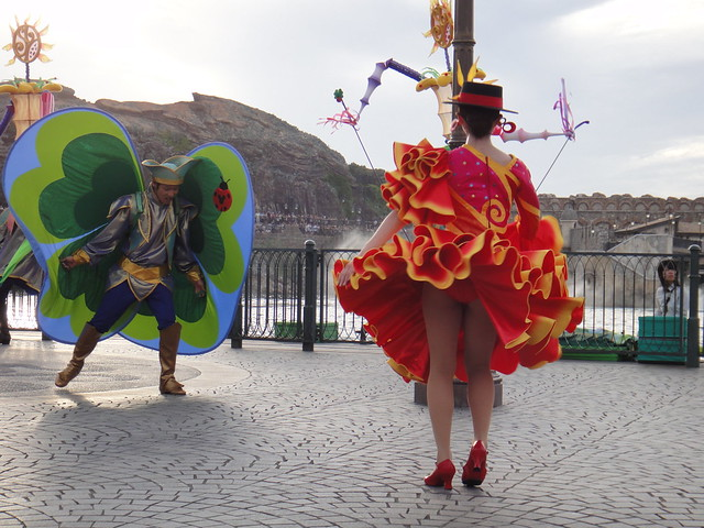 Photo:Fairies Primavera - Spring Carnival in Tokyo DisneySea 2010 By daisuke.konno