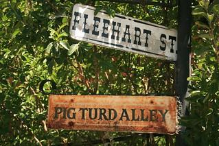 Pig Turd Alley