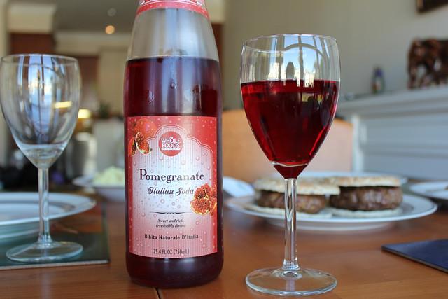 Pomegranate Italian Soda @ Whole Foods Market - Noe Valley | Flickr ...