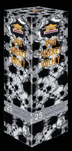 PRO ROCKET VOLLEY