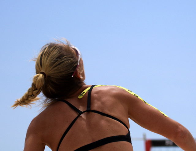 PROFESSIONAL WOMENS BEACH VOLLEYBALL