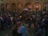 Social protest in Bologna