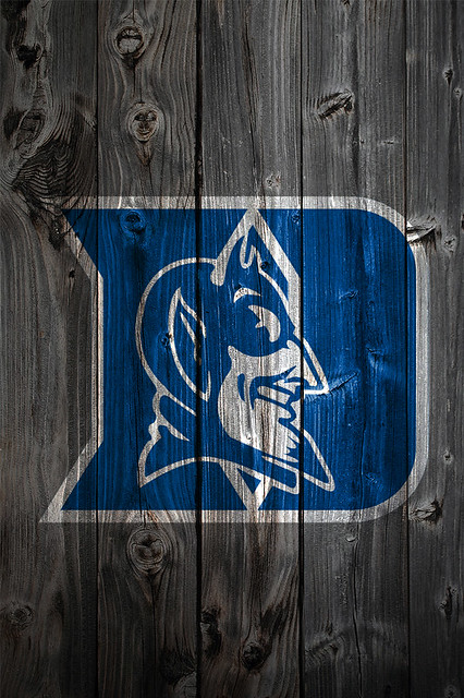 duke blue devils wood iphone 4 background duke blue