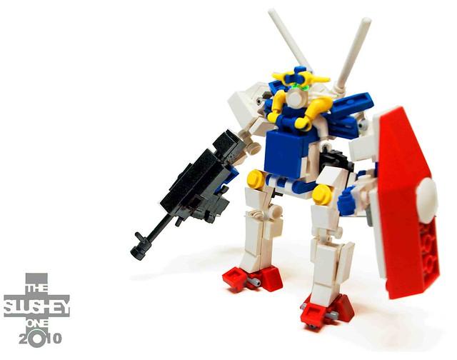Pylon Suit (Gundam Variant)