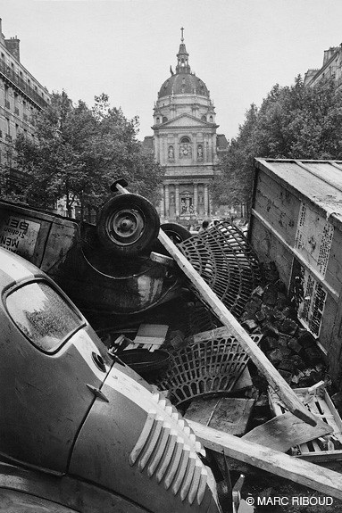 Sorbonne 1968, by Marc Riboud