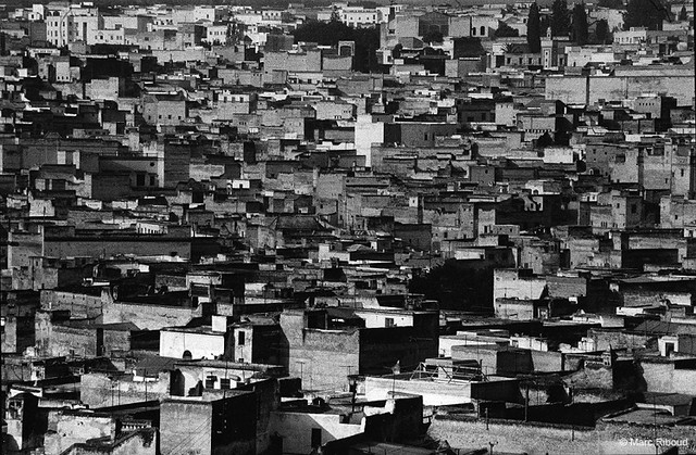 Morocco, by Marc Riboud 1973