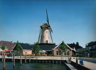 17154 Krimpen aan den IJssel restaurant de Schelvenaer (Korenmolen) ext 02 1993