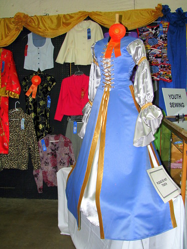09 TN State Fair #125: Dressmaking contest