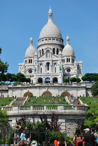 Basilica of the Sacré Cœur