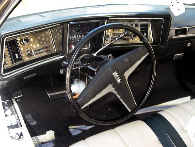 1971 Oldsmobile Toronado Dashboard Flickr Photo Sharing