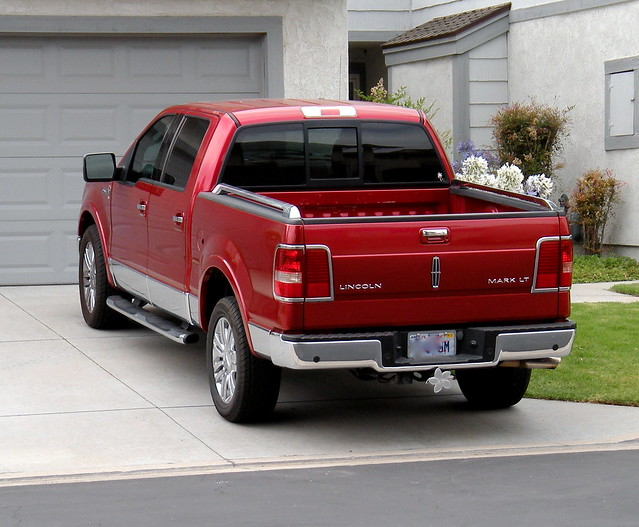 luxury pickup truck oxymoron flickr photo sharing. Black Bedroom Furniture Sets. Home Design Ideas
