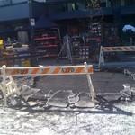 Fringe Filming on Granville Street