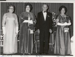 Mallala CWA Debutante Ball 1971.