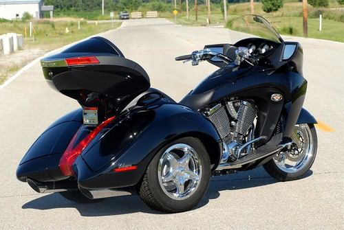 Victory Vision Crossbow Trike