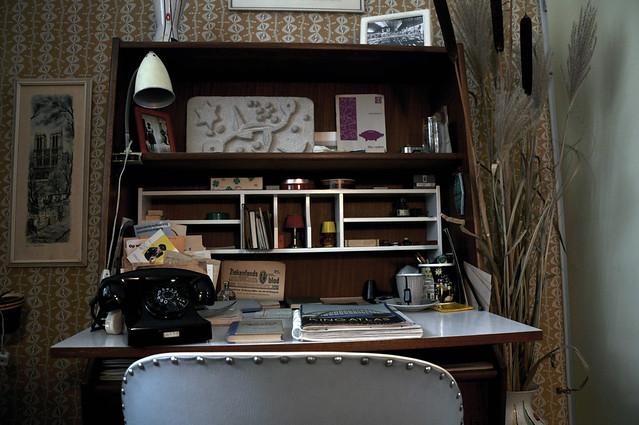 50's desk