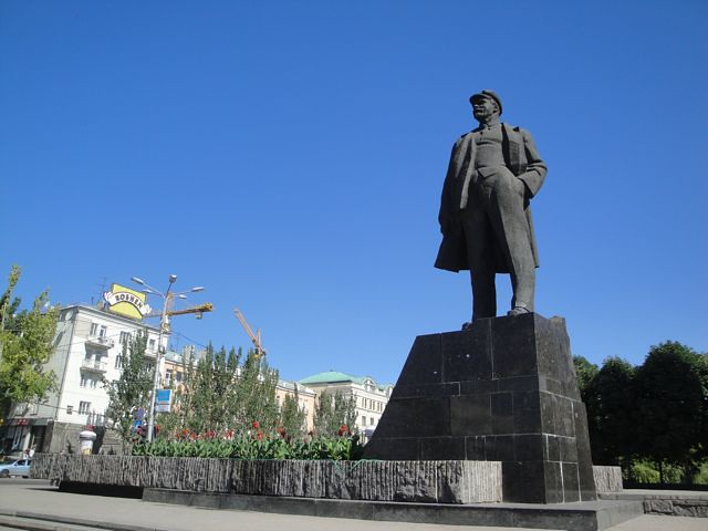 Uncle Lenin