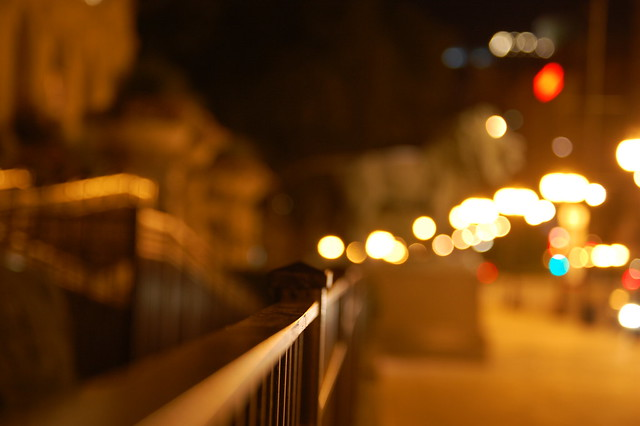 Download Blurry City Lights... Blurry City Lights Photography