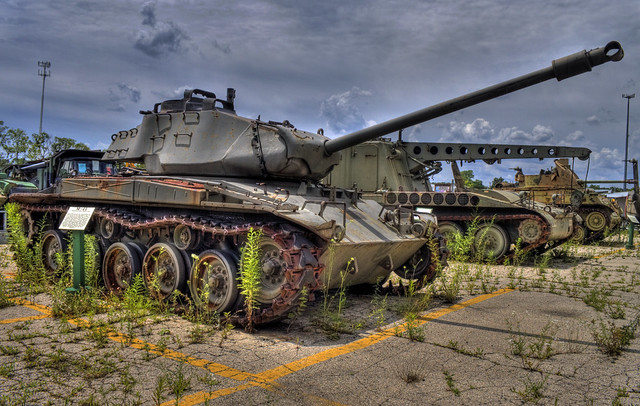 M41- Walker Bulldog Light Tank | Flickr - Photo Sharing!