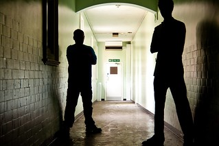 Silhouetted Urbex